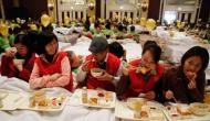 चीन के एक तिहाई लोगों के पास नहीं है सुबह नाश्ते करने का समय