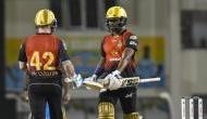 ब्रावो, वॉर्नर और पोलार्ड ने की छक्कों की बारिश, एक T20 मैच में लगे 34 छक्के