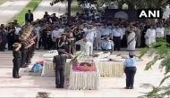 LIVE : राजकीय सम्मान के साथ अटल को अंतिम विदाई, देश और दुनियाभर की हस्तियां मौजूद