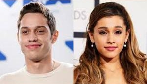 Pete Davidson opens up about his engagement to Ariana Grande
