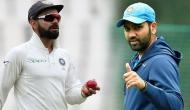 India Vs England: Rohit Sharma's statement over Virat Kohli will leave you in shock !