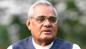 BJP to organise events in memory of former prime minister Atal Bihari Vajpayee