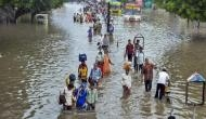 Kerala Floods: PM Narendra Modi conducts an aerial survey of flood-affected areas; announces Rs 500 crore immediate aid for Kerala