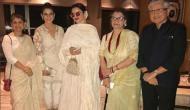 Photos: मनीषा कोइराला की बर्थडे बैश में शामिल हुए बड़े सितारे, रेखा ने किया ये काम