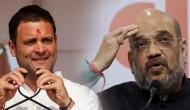 Nation's IQ is higher than yours: BJP Chief Amit Shah to Congress Chief Rahul Gandhi