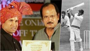 Sachin Tendulkar made a big statement over Ajit Wadekar; find out here