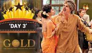 Gold Box Office Collection Day 3: Akshay Kumar and Mouni Roy starrer film came back in form on third day