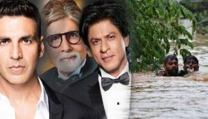 Kerala Flood: Salute! Akshay Kumar, Amitabh Bachchan, Shah Rukh Khan, Sonam Kapoor, AR Rahman, Vidya Balan came out to help the victims