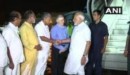 केरल में बाढ़ के कहर से मरने वालों की संख्या हुई 324, हालात का जायज़ा लेने पहुंचे पीएम मोदी