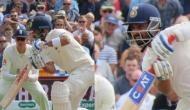 कप्तान और उपकप्तान ने मिलकर इंग्लैंड की नाक में किया दम, विराट-रहाणे ने छूआ ये आंकड़ा