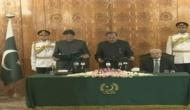 Imran Khan Swearing-in: Imran Khan takes oath as Pakistan's 22nd Prime Minister administered by President Mamnoon Hussain
