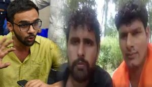 Umar Khalid Attacked: Two men confess firing at JNU student Khalid near Consitution Club of India; video goes viral