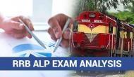 RRB: आज ग्रुप-C ALP परीक्षा में पूछे गये ऐसे प्रश्न, देखें GA, मैथ और रीजनिंग के सवाल