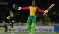 इस खिलाड़ी ने T20 मैच में 16 चौके-छक्कों के साथ ठोकी तेजतर्रार सेंचुरी, गर्लफ्रेंड के बारे में कहा ऐसा...