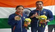 Asian Games 2018:  अपूर्वी-रवि ने खोला भारत का खाता, शूटिंग में  ब्रॉन्ज पर किया कब्जा
