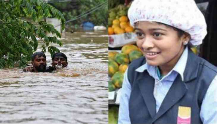 Kerala Floods: Salute to Hanan Hamid! Kerala student who was trolled for selling fish, donates Rs 1.5 lakh for flood victims