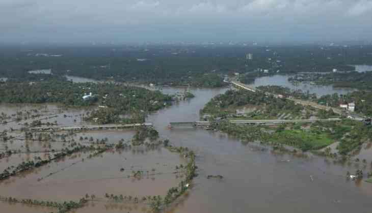 Kerala floods: More relief materials arrive at Cochin port