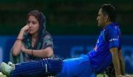 इस वजह से धोनी के पास मैदान पर पहुंची अनुष्का शर्मा !