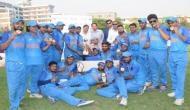 श्रीलंका को T20 सिरीज में मात देने भारतीय क्रिकेट टीम हुई रवाना