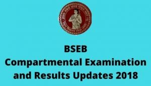 BSEB declares secondary compartmental examination results