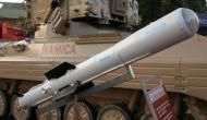 भारत ने पोखरण से किया स्वदेशी एंटी टैंक मिसाइल 'हेलिना' का सफल परीक्षण