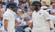 IND vs END : कोहली-पुजारा की फिफ्टी की बदौलत टीम इंडिया की मैच पर पकड़ मजबूत