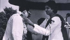 राजीव गांधी और अमिताभ की दोस्ती में इस चिंगारी ने लगाई थी आग, पूरे देश में आया था बवंडर