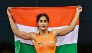 Vinesh Phogat looks forward to Olympics participation