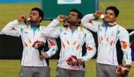 Asian Games 2018: Saurabh Chaudhary bags Gold, Abhishek Verma clinches Bronze and Sanjeev Rajput Bags Silver in 50m Rifle