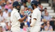 Bowlers toil after India A declare at 467/8 against New Zealand A