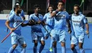 Hockey: India to face Malaysia in opening match of Sultan of Johor Cup