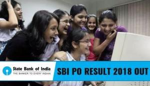 SBI PO Result 2018: भारतीय स्टेट बैंक ने किया फाइनल रिजल्ट जारी, ऐसे करें चेक और जानें जरुरी बातें