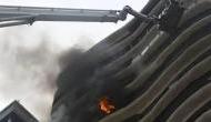 मुंबई: परेल स्थित क्रिस्टल टॉवर में लगी आग, चार की मौत, 14 से ज्यादा घायल