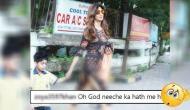 OMG! Shilpa Shetty brutally trolled for her outfit; Netizens said 'neechey ka pant bhool gayi'
