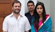 राहुल गांधी से शादी को लेकर थीं चर्चा में, कांग्रेस अध्यक्ष ने इन्हें पार्टी में दिया बड़ा पद