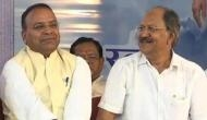 अटल बिहारी वाजपेयी के श्रद्धांजलि कार्यक्रम में हंसी-ठिठोली करते रहे BJP सरकार के मंत्री