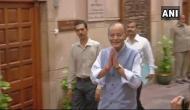 अरुण जेटली ने 3 महीने बाद वित्त मंत्रालय में की वापसी, वित्तमंत्री के तौर पर संभाला कार्यभार