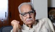 BJP president Amit Shah says 'Kuldip Nayar's death a loss to Indian journalism'