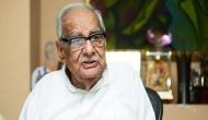 Senior Journalist Kuldeep Nayyar dies at the age of 95; last rites at 1 pm