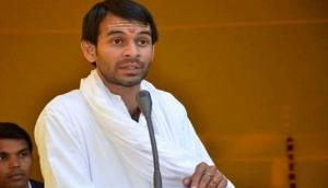RJD's candidate from Jahanabad an 'RSS agent': Tej Pratap Yadav