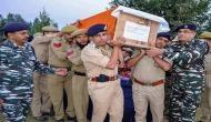 जम्मू-कश्मीर: बकरीद पर आतंकियों ने की 3 पुलिसकर्मियों की हत्या, छुट्टी मनाने घर आए इंस्पेक्टर को मारी गोली