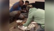 VIDEO: बकरीद पर दोस्त के घर दावत खाने गया पर प्लेट खोलते ही मुंह से निकली चीख...