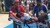 Asian Games 2018: इस खिलाड़ी ने जान दांव पर लगाकर दिलाया देश को मेडल, स्ट्रेचर पर ले जाना पड़ा हॉस्पिटल