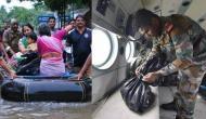 Kerala Flood: Salute! Army Major Hemant Raj on 'Holiday' saved over hundreds of people from deadly Kerala floods