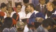 Rahul Gandhi begins roadshow in poll-bound Madhya Pradesh