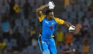 Watch: CPL 2018: Kieron Pollard smashes 30 runs in 1 over as St Lucia registered six wicket win over Guyana
