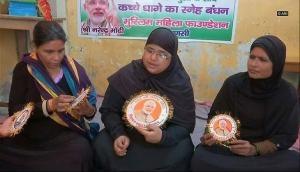 Raksha Bandhan: Varanasi's Muslim women making rakhis for PM Modi