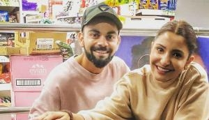 This is how Virat Kohli and Anushka Sharma hang out with their 'beautiful boy' in England; find out here