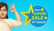 रक्षाबंधन पर Flipcart की Super Sale, स्मार्टफोन और Apple ipad मिल रहे इतने सस्ते
