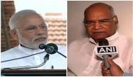 President Ram Nath Kovind, PM Modi wish nation on Raksha Bandhan
